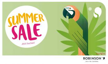 Summer Sale bei Robinson