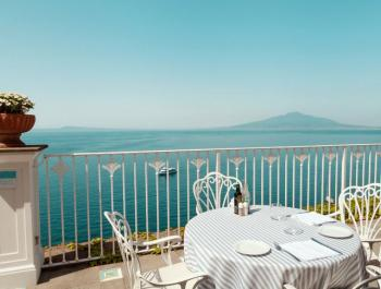 Urlaub mit Tradition in Sorrento